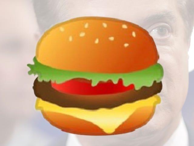 Has Google Ever Seen a Goddamn Hamburger?