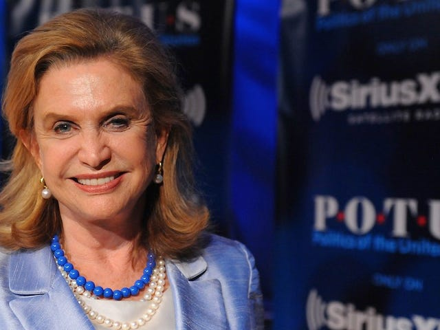 Rep. Carolyn Maloney Wants to Make Feminine Hygiene Products Safer