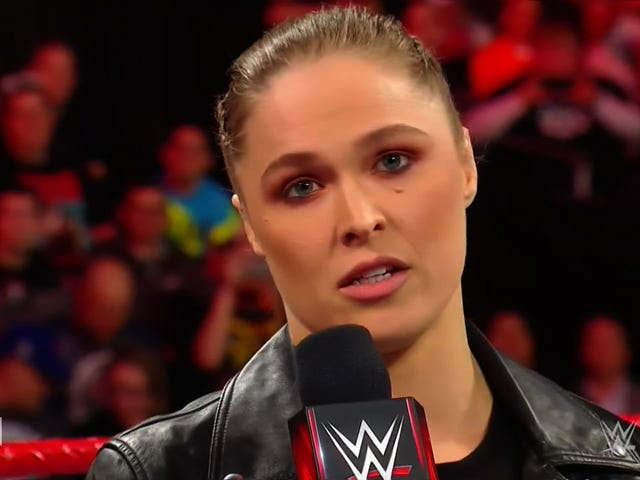 Ronda Rousey Can't Act. Does It Matter?