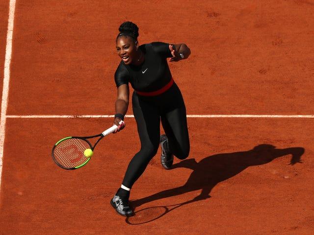 Aşk Yok: Serena'nın Süper Kahramanı, Fransız Açıktan Kapanıyor
