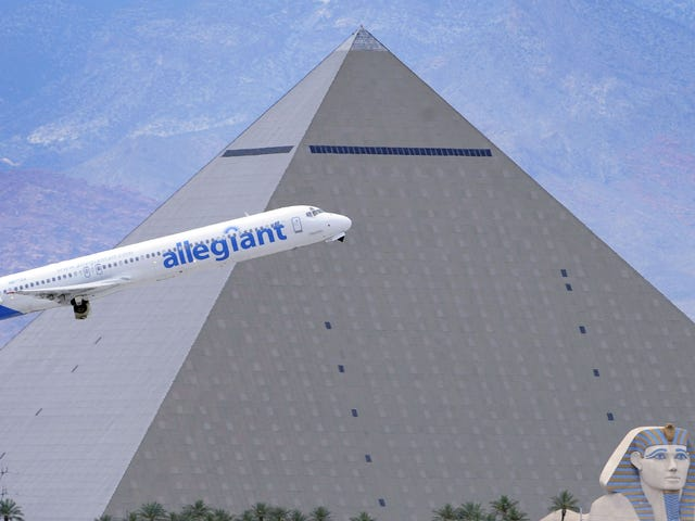 Allegiant Pilots' Union Uses Scare Tactics To Get Higher Pay