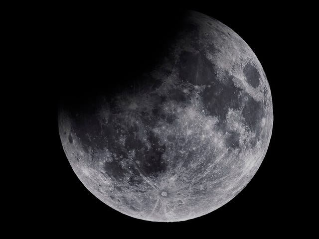Moon to Be Slightly More Moon-y for Some People Tomorrow
