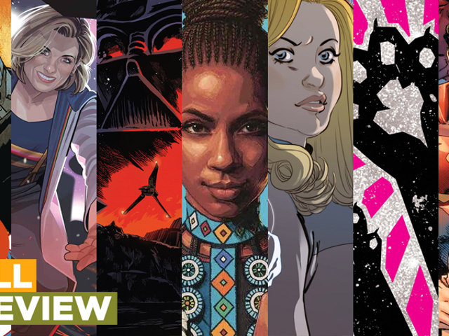All the Incredible New Comic Series to Cozy Up With This Fall