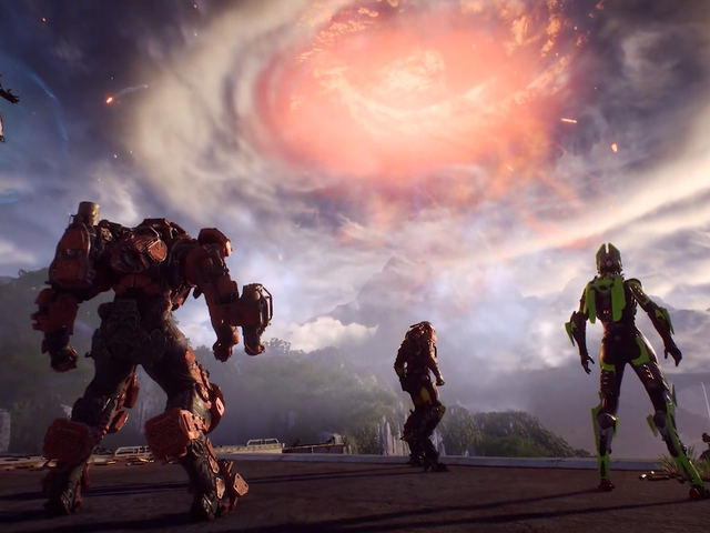BioWare ritarda il Big Cataclysm Event di <em>Anthem</em>