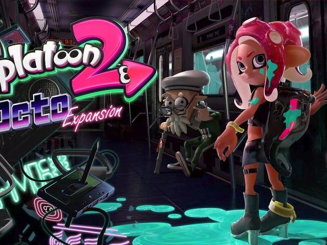 Nintendo DLC của Splatoon 2 sẽ có mặt vào tối mai, ngày 13 tháng 6, Nintendo cho biết tại E3