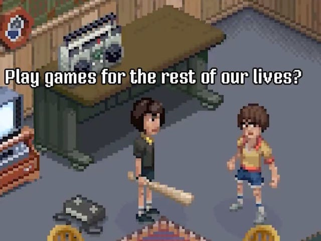 The Week In Games: Summer Things