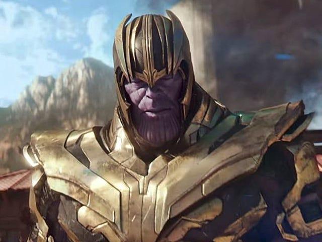 La sinopsis de Avengers: Endgame adelanta un detalle sorprendente sobre el papel de Thanos en el film