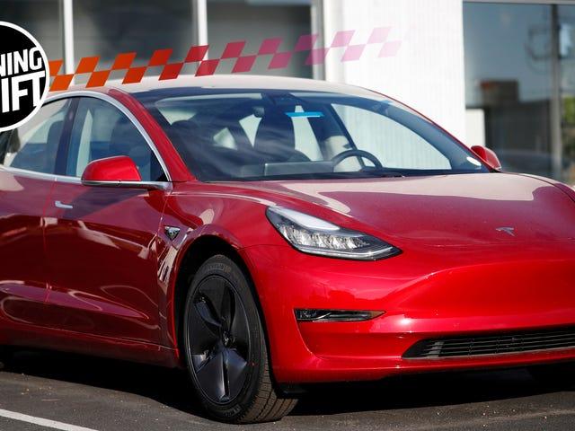 Tesla tocó su modelo 3 hito pero ahora el modelo S es 800 autos detrás <em></em>