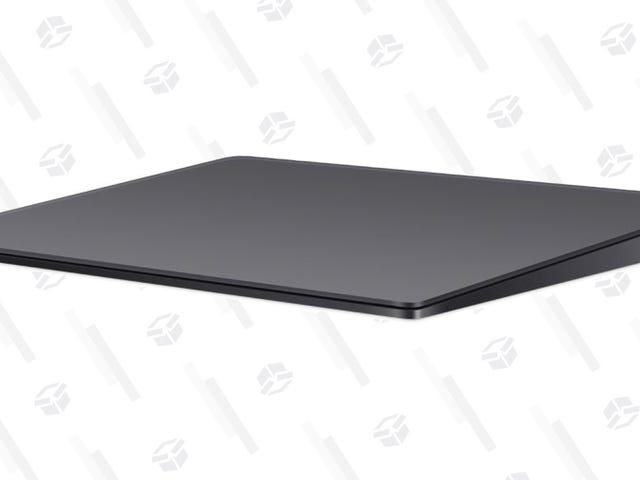 "Apple's Gorgeous Space Gray Magic Trackpad Isn't Just For ""Pros"" Anymore"