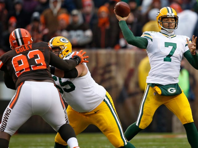 Brett Hundley And The Packers Hand Cleveland Yet Another Loss