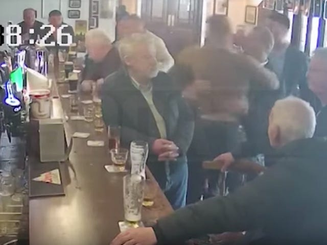 Conor McGregor Sucker-Punches Old Man After Whiskey Argument In Dublin Pub