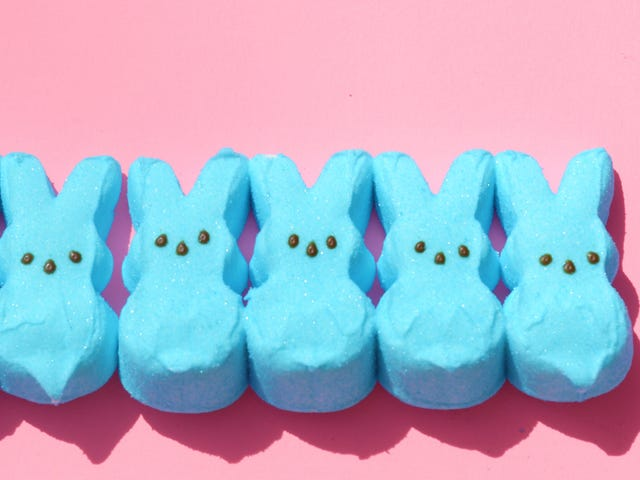 Last Call: A science experiment to use up your Peeps