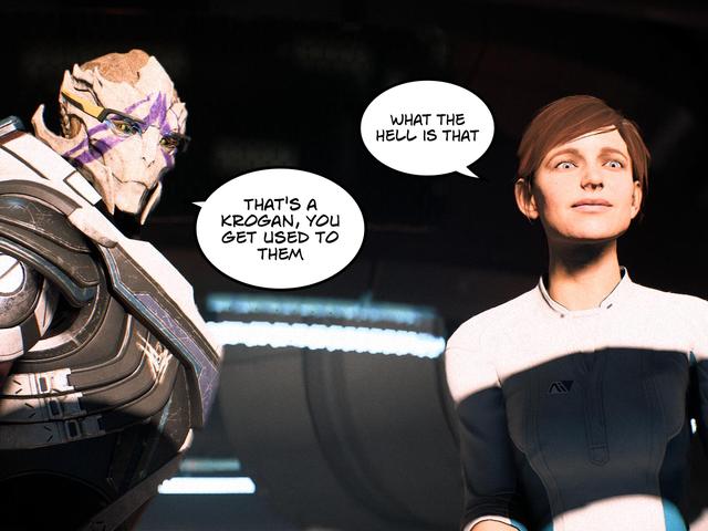 Beginner&#39;s Guide to World of <i>Mass Effect</i>