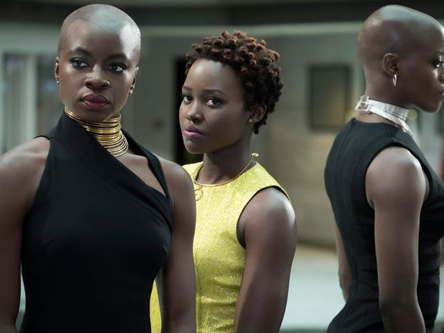 Don't Play With Our Emotions: Black Panther and Queer Representation