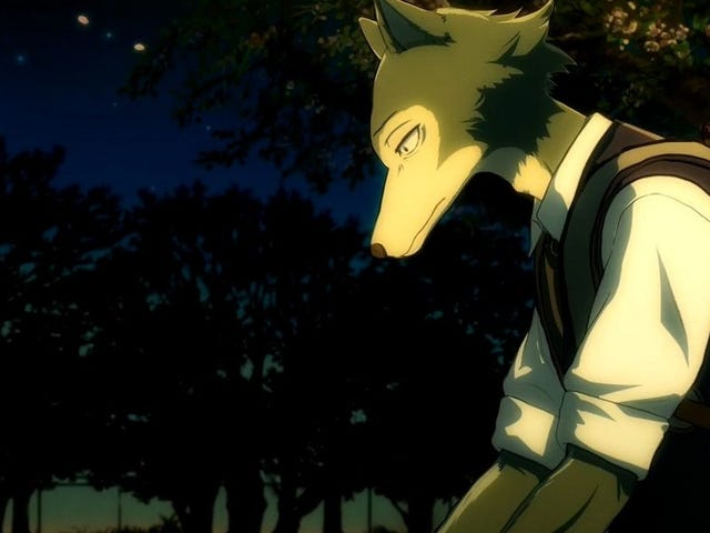 Here it is the new promo of the anime of BEASTARS