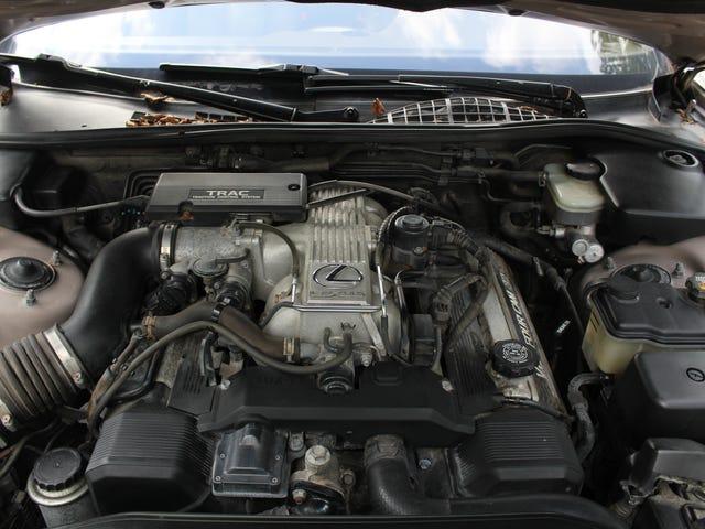 Hvad er det underligste problem, som din bil har haft?