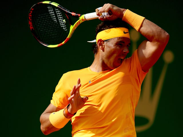 Rafa Is About To Do This All Over Again, Isn't He?