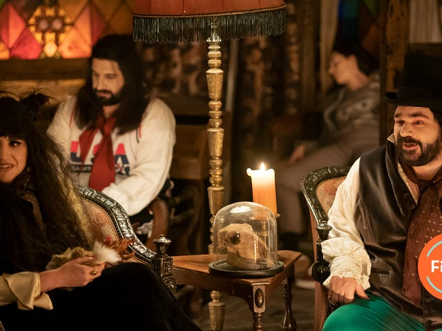 The vampires get cultured as What We Do In The Shadows wraps up a killer second season