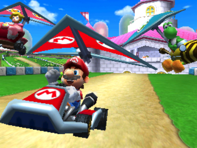 New Glitch Leads To Fastest Mario Kart 7 Track Time
