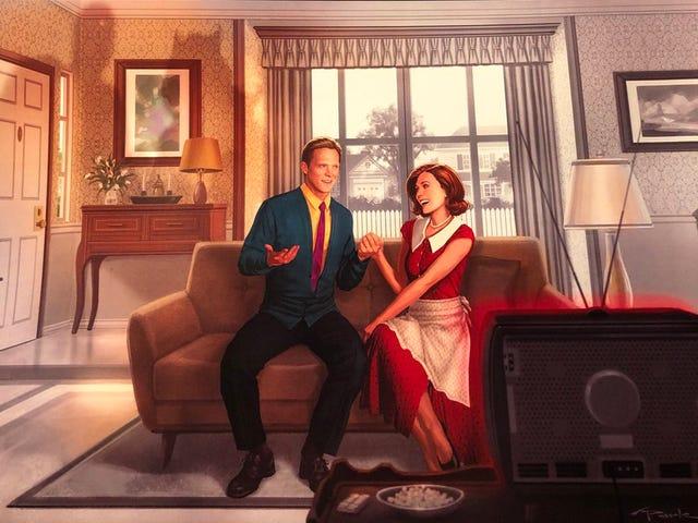Marvel Studios adelanta el estreno de la serie WandaVision a 2020