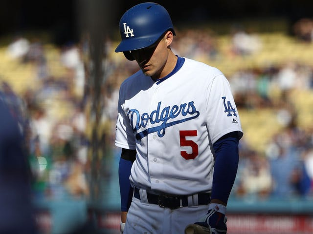 Corey Seager Is Out For 2018, Adding To Team's Extremely Long List Of Present Woes