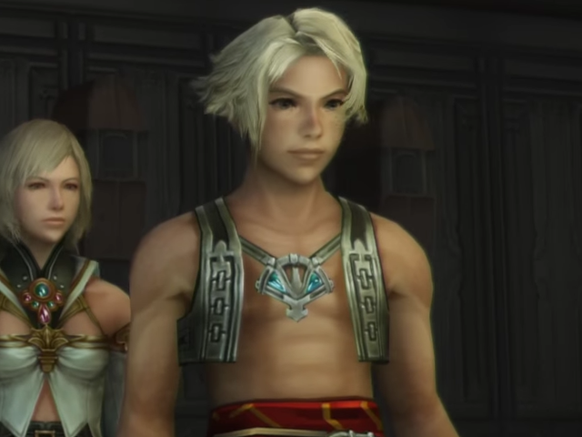 Square Enix Fixed Vaan's Freaky Abs In FFXII: The Zodiac Age