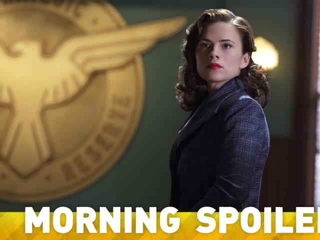 Hayley Atwell taquine l&#39; <i>Agent Carter</i> &quot;plus léger&quot;, ainsi que plusieurs épisodes