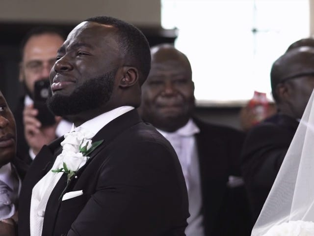 Why I Laughed At My Best Friend For Crying At His Wedding (And Then Cried At My Own)