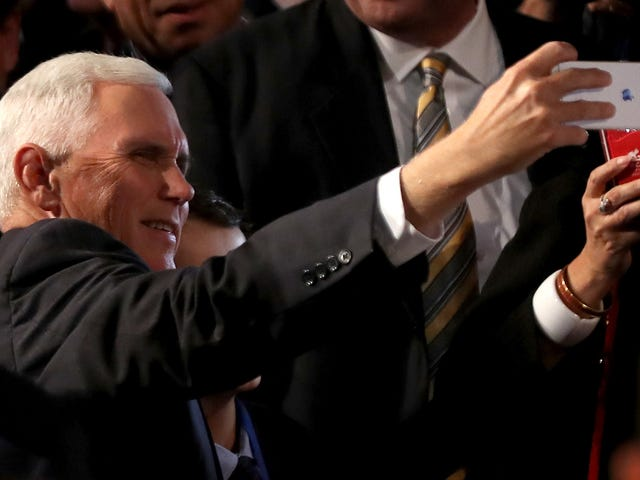 Mike Pence's Answer To 11-Year-Old Girl With Low Self-Esteem: Bomb ISIS