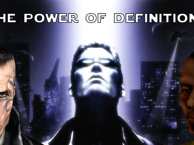 Deus Ex Philosophy - War of Meaning
