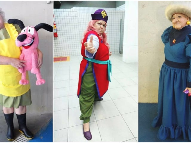 You Are Never Too Old For Cosplay