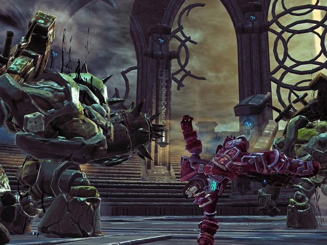 Finally Get Around to Playing Darksiders 2 For Just $15