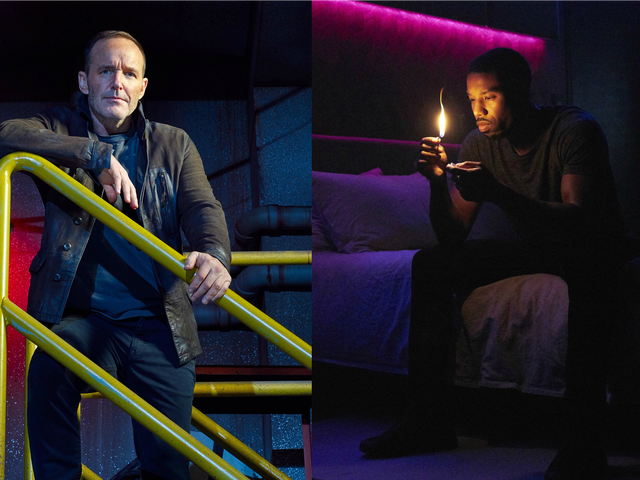 Agents Of S.H.I.E.L.D. and Fahrenheit 451 will have you burning for the weekend
