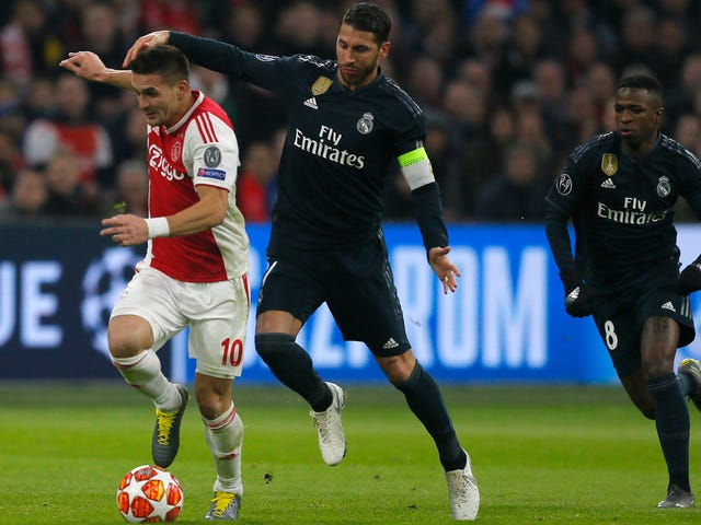 Players Like Sergio Ramos Are Why You Can Never Count Out Real Madrid