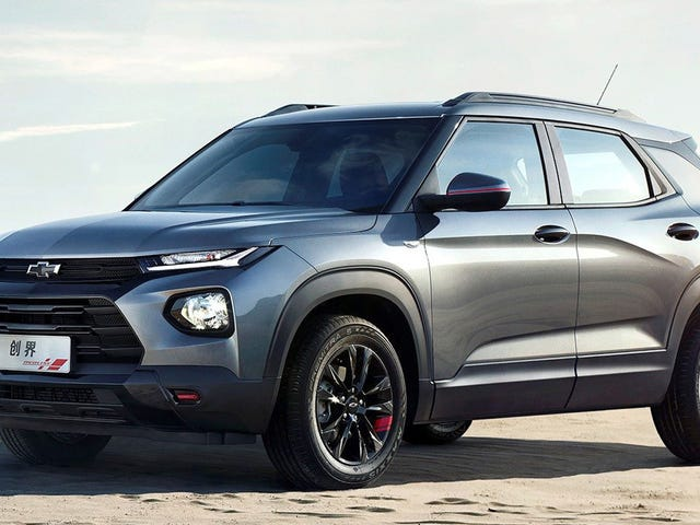 The Chevrolet Trailblazer Is Back as a Compact Crossover: Report
