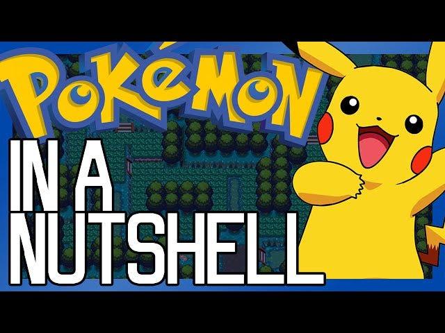 四分钟内关于<i>Pokémon</i>一切可笑