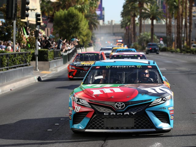 NASCAR Looking At The Potential For Street Races, Purpose-Built Tracks As Soon As 2021: Report