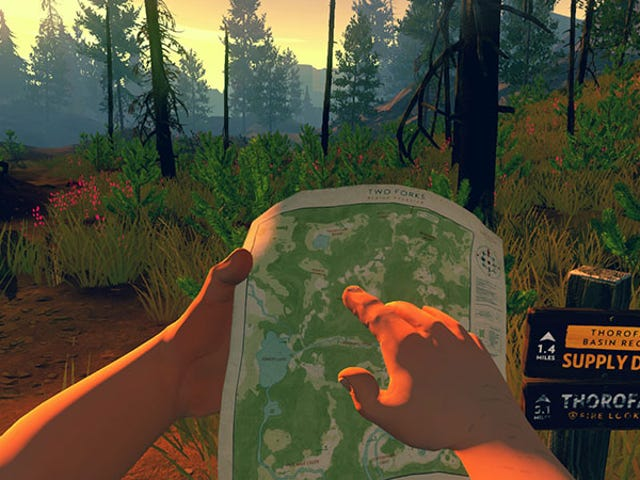 Download Firewatch To Your Xbox One For Just $10