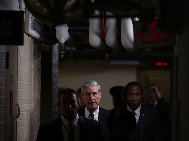 Droppin 'Jewels: le chef de cabinet de l'ancien avocat de Trump a présenté à Mueller Mueller des notes détaillées sur la conduite du président