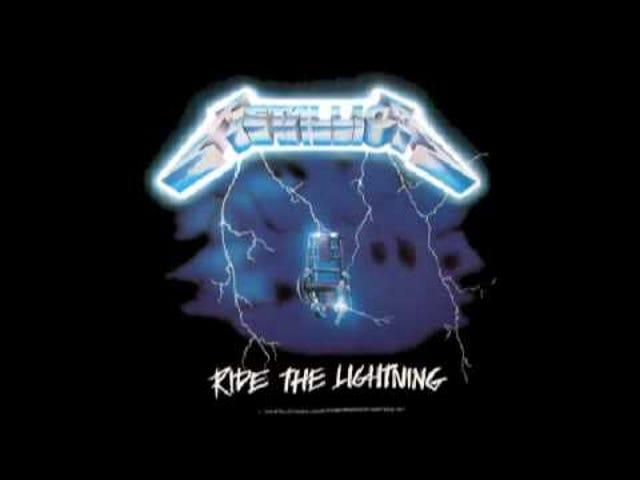 Metallica - 'Fade to Black'
