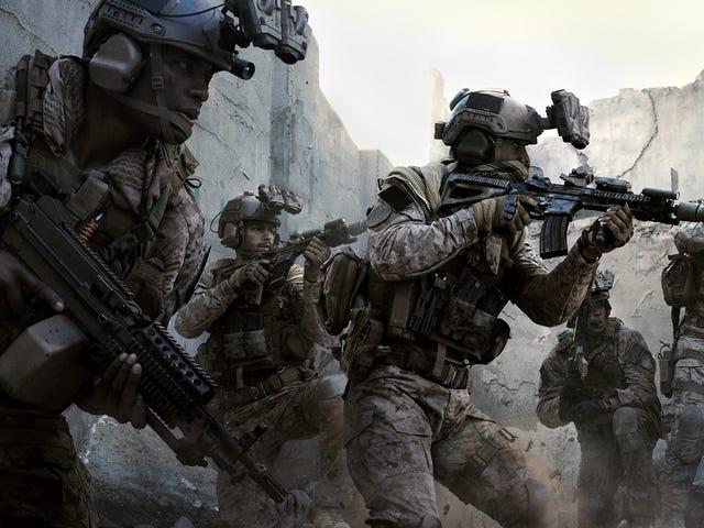 En moderne alternativ krigsførelsespil er PS4 eksklusiv indtil oktober 2020