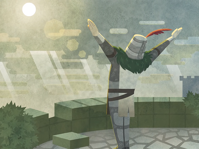 An Animated Storybook Is The Best Way To Learn Dark Souls Lore