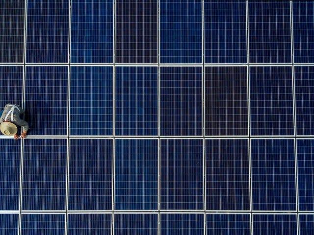 La Chine accapare le marché du travail des énergies renouvelables