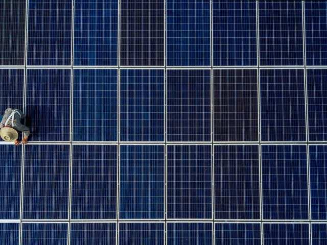 China Is Cornering the Renewable Energy Job Market