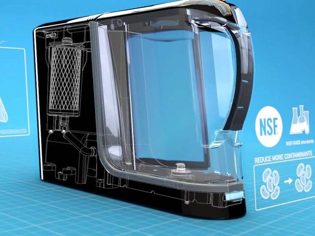 Aquasana Clean Water Machine: Jokaisella suodattimella pitäisi olla kaikki tämä teho