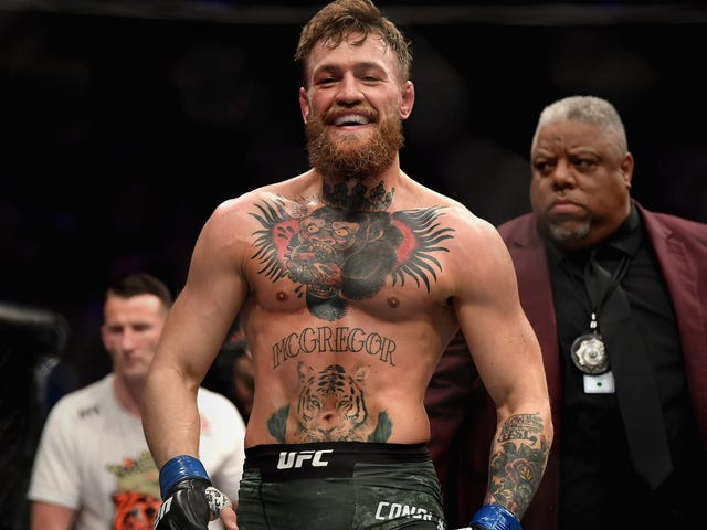 Everything That Happened After The Fight Was Great For Conor McGregor