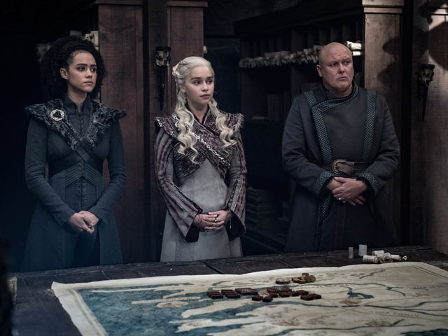 Relationships fracture as the last war begins in Game Of Thrones (experts)