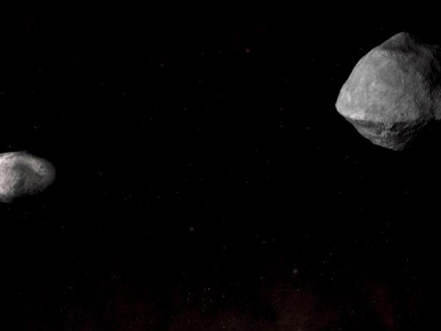 NASA beveger seg fremover med en ambisiøs plan for å avlede en asteroide