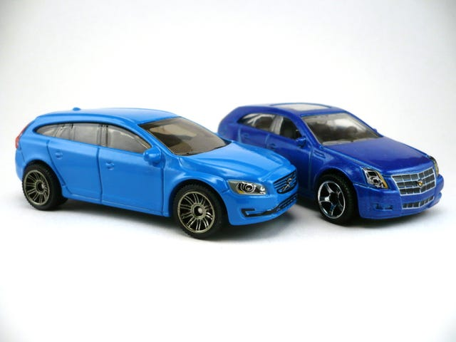 Wagon Wednesday: Matchbox's Best of the Blue