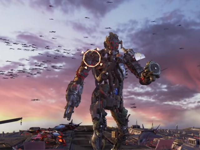 Ultronの背中とアベンジャーズの新しいトレーラーで実物の仮想を取得する準備ができています:ダメージコントロール